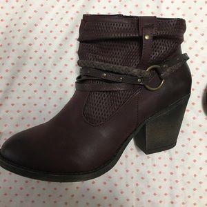 "Maurice's ""Carol"" boots"